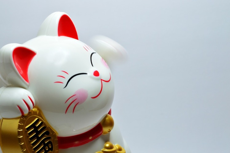 Culture Lucky Good Luck Traditional Cat Fortune